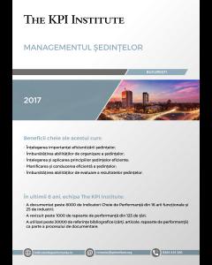 Managementul Sedintelor, 9 decembrie, Bucuresti