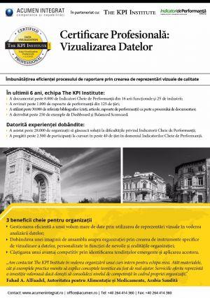 Vizualizarea Datelor 15 - 16 Iunie Bucuresti