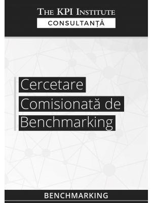 Cercetare comisionata de benchmarking