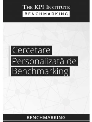 Cercetare personalizata de benchmarking