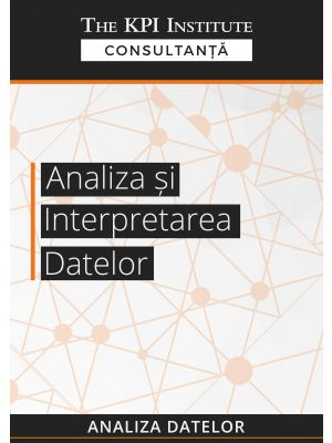 Analiza si interpretarea datelor