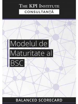 Modelul de Maturitate al BSC