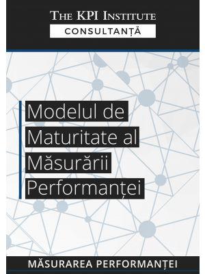 Modelul de maturitate a masurarii performantei