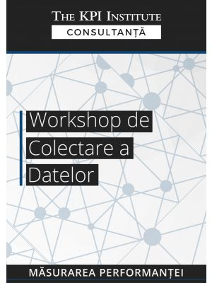 Workshop de colectare a datelor