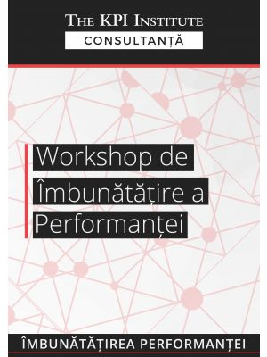 Workshop de imbunatatire a performantei