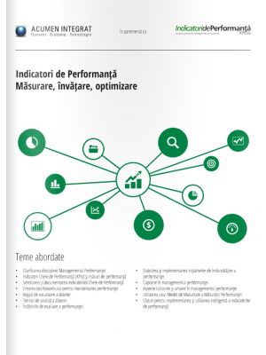 Indicatori de performanta: Masurare, invatare, optimizare