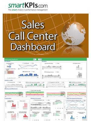 Exemple KPI pentru Dashboardul de performanta al Call Center-ului de vanzari