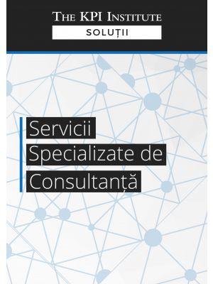 Servicii specializate de consultanta